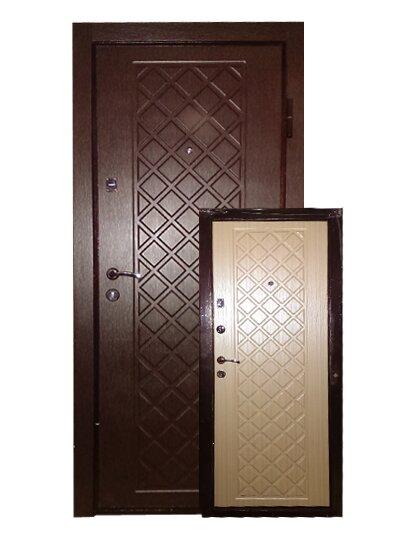 железные двери от производителя недорого в москве